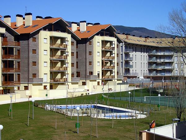 Apartamentos en Jaca San Babil. Alquiler de alojamientos de calidad
