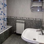 Apartamento para 4 personas. Baño completo.